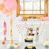 Balloons, Decorations and Tableware